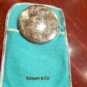 Amazing Pocket mirror from Tiffany's.
